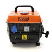 VINCO 60104 LT950DC<br/>Groupe électrogène portable monophasé 1 kW