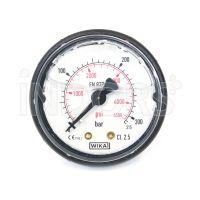 Manomètre pour nettoyeurs haute pression professionnels - bain de glycérine 50 mm