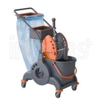 TWT GIOTTO TL LT 50 - Chariot multifonction de nettoyage professionnel