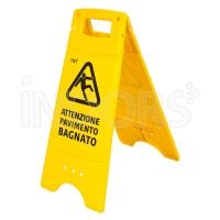 TWT Wet Floor Warning - Panneaux de sécurité