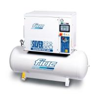 Fiac New Silver - Compresseur à vis avec réservoir