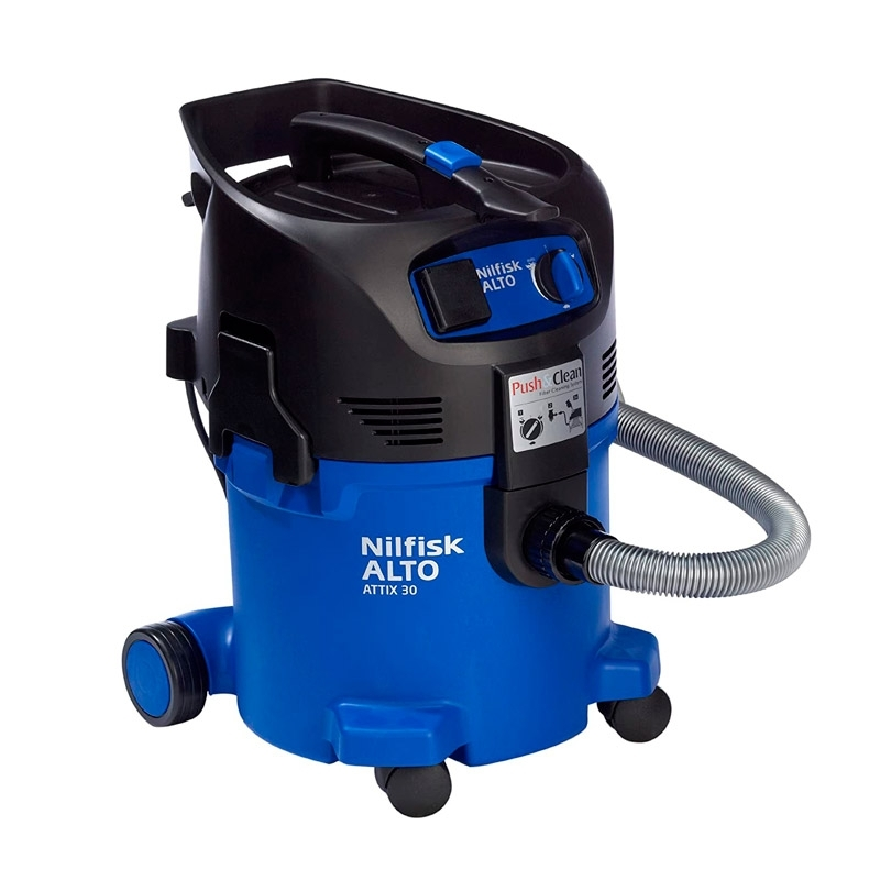 Nilfisk Attix 30-21 PC - Aspiratore per Elettroutensili