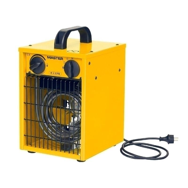 Master B 2 EPB - Stufa Elettrica Portatile con Ventilatore