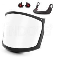 Visière Kask Kit Zen FF - pour casques de sécurité