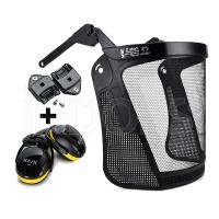 Kask Kit Plasma Kombo - pour casques de sécurité