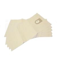 IPC FTDP28862 - Lot de 5 sacs papier - pour aspirateurs 60/70 L