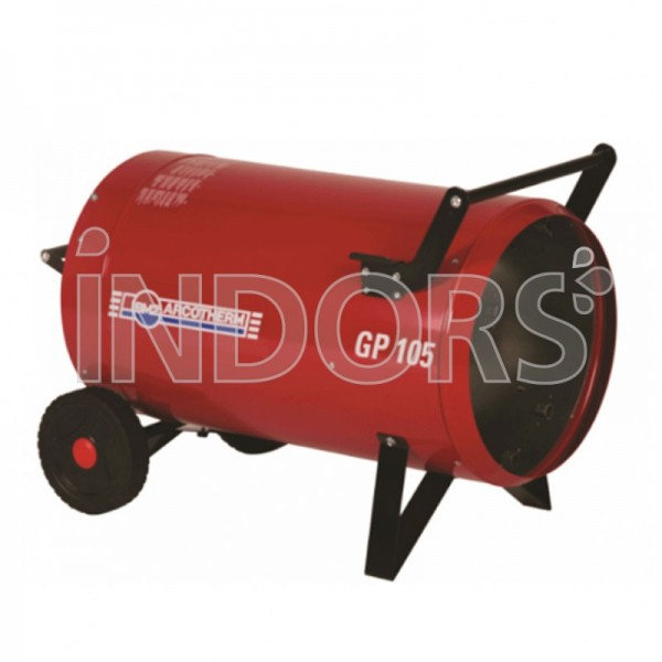 Biemmedue GP 105 M / A Generatore Aria Calda GPL