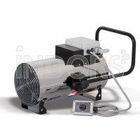BIEMMEDUE EK 15 P - Générateur d'air chaud en acier inoxydable