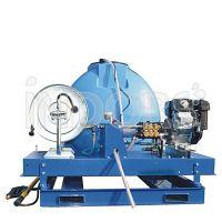 MM Hydro Pure Pick-Up - Machine de nettoyage de panneaux solaires