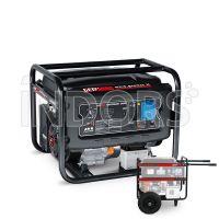 GENMAC G6000E<br/>Groupe électrogène 4 temps 6 kW