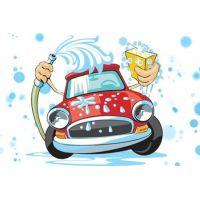 Lavage de voitures et de moteurs